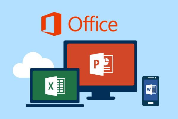 Contenidos de Ofimática (Excel, Word, PowerPoint, Outlook)